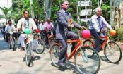 Dhaka University to facilitate in-campus cycling, walking