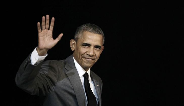 Obama says goodbye: Full video