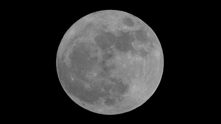 Moonlets formed Moon by merging, new theory says