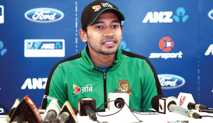 Want to bring home consistency to away Tests: Mushfiqur