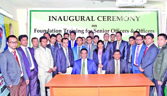 Pubali Bank training course for officers held
