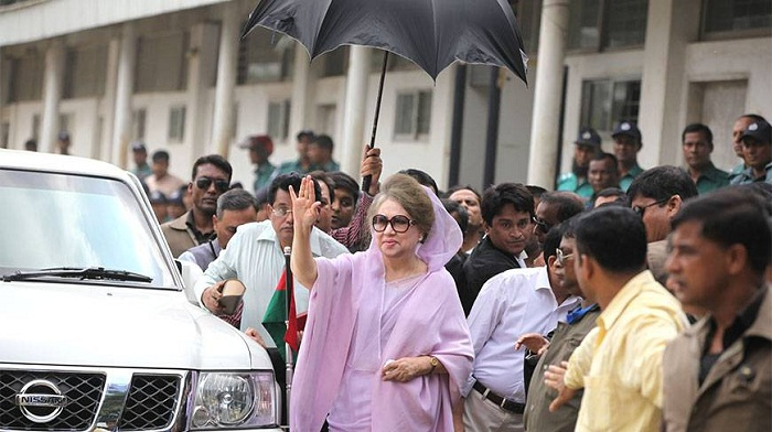 Graft cases: Khaleda's hearing deferred to January 26