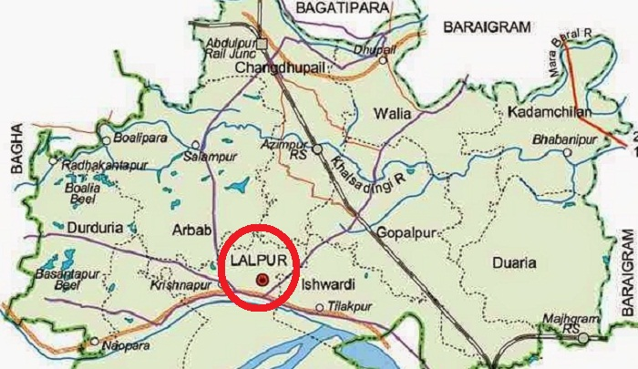 Assailants takeaway motorcycle after killing a college teacher in Natore