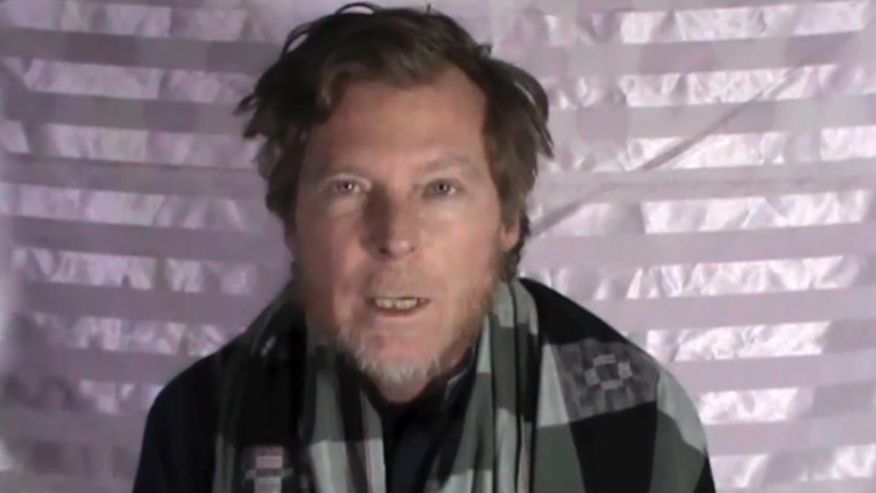 Taliban releases video of US, Australian captives
