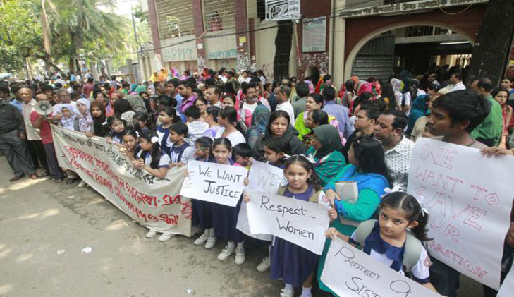 Sexual crime: Schools need to help the girl child speak up for justice