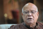 Finance Minister Abul Maal Abdul Muhith says GDP to reach 8 percent in 2 years