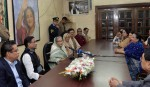 Hasina asks party-men to get ready for elections
