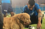 23 sniffer dogs on guard for first England-India ODI