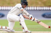 Bangladesh relief as Latham falls for 177