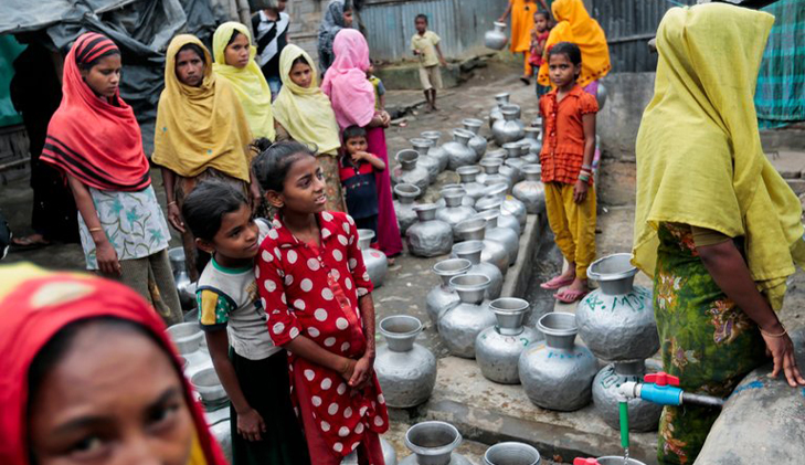 The Lady and the Rohingya