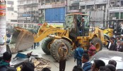 DSCC continues clearing footpaths