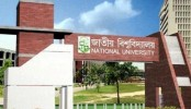 National University first convocation tomorrow