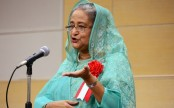 Prime Minister Sheikh Hasina reaches Davos to attend WEF meeting