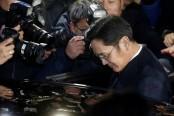 South Korea prosecutors seek arrest of Samsung chief Jay Y Lee for bribery