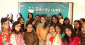 Bikroy renews commitment to #HeForShe for workplace gender ratio