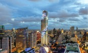 Thailand's tallest new skyscraper 'MahaNakhon' completed