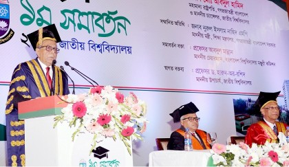 President expresses dissatisfaction with university education