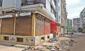 RAJUK launches eviction drive at Shewrapara