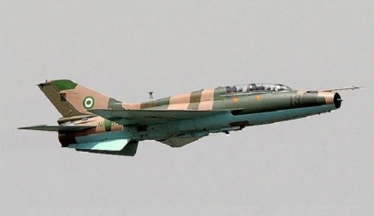 About 50 civilians killed in accidental Nigerian jet attack