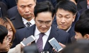 South Korean court tosses out arrest warrant for Samsung chief