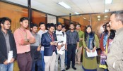 CUET IEEE Student Branch  Visits AERE Campus