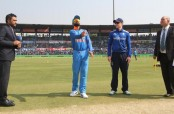England win toss and elect to field against India