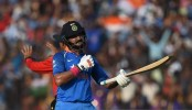 Yuvraj, Dhoni power India to 381 for 6 in second ODI