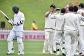 Bangladesh seven down as Wagner strikes
