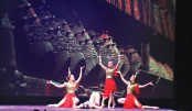 Henan Art Troupe From China Delights Dhaka Audience