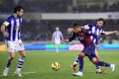 Neymar wakes Barcelona from Anoeta nightmare
