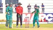 Tigresses suffer 8- wicket defeat against Proteas in last ODI