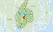 17 shops gutted in Barguna
