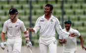 Second Test between New Zealand and Bangladesh in balance after Shakib Al Hasan's triple-strike