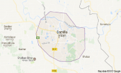 100 shops gutted by fire in Comilla