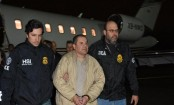 Mexican drug lord 'El Chapo' Guzman sent off to US prison