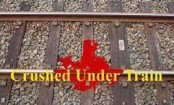 Woman crushed under train in Joydebpur