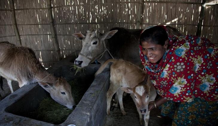 PRAN Dairy, Oxfam tie up to promote women entrepreneurs