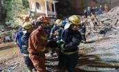 12 people likely dead after central China landslide