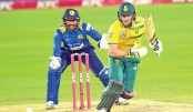 Miller leads Proteas to victory