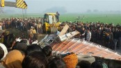 India Andhra Pradesh train crash leaves 32 dead, 54 injured