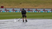 Rain washes out day three of second Test between Blackcaps and Bangladesh in Christchurch
