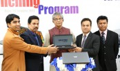 Walton launches two new models of laptop at Dhaka International Trade Fair