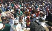 'Akheri Munajat' begins