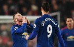 Wayne Rooney breaks Manchester United goals record