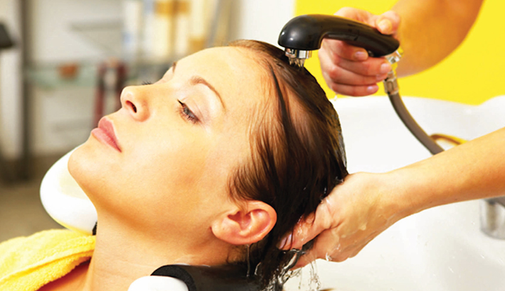 Shampoo For Healthy Hair And Scalp