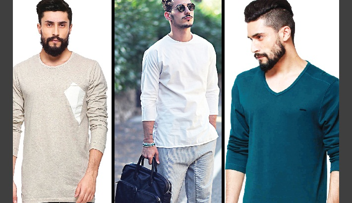 A Wearer's Guide To Long Sleeve T-Shirts