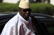 The Gambia 'missing millions' after Jammeh flies into exile