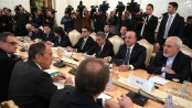 Syria peace talks start in Astana: official