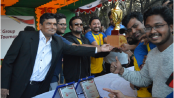 RAK Paints team wins SAK Group Cricket Tournament