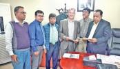 Bashundhara inks deal  with Belgian firm